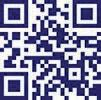 QR-Code-blau