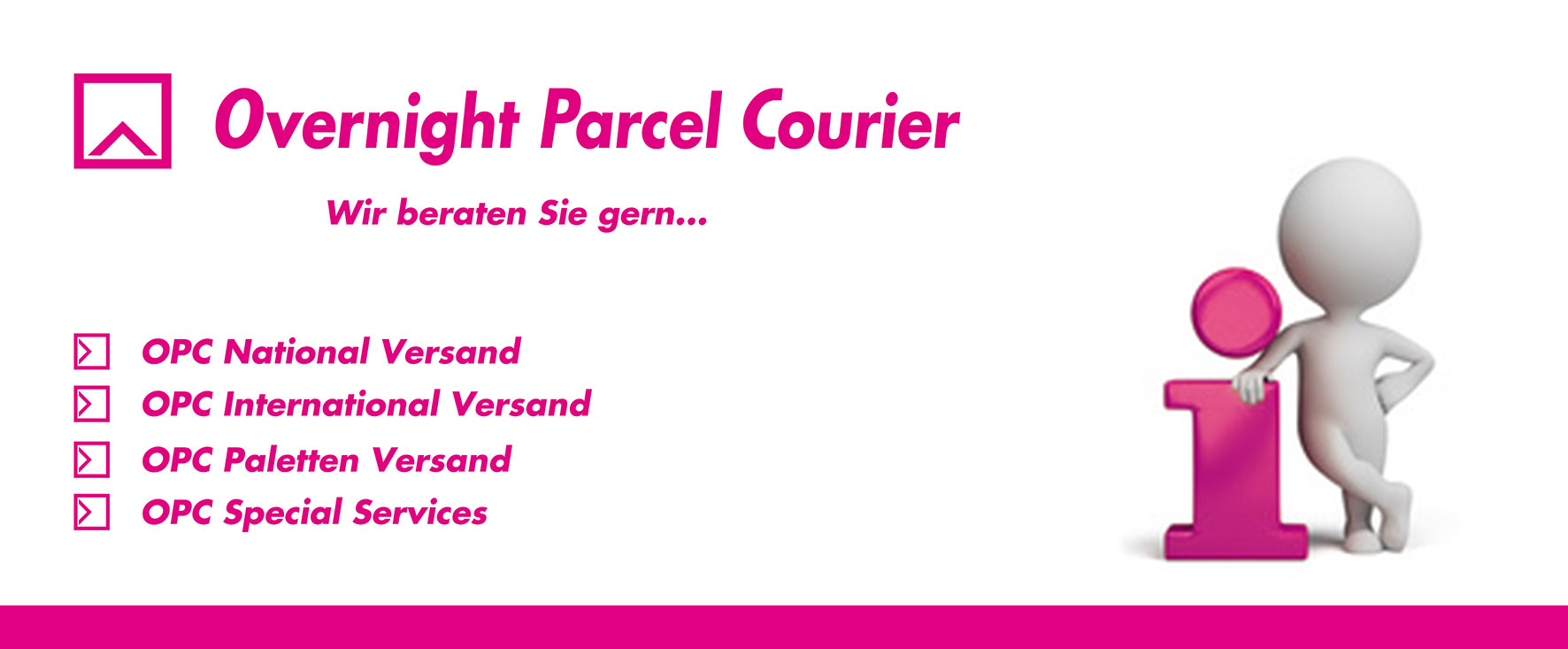 OPC Overnight Courier - Services